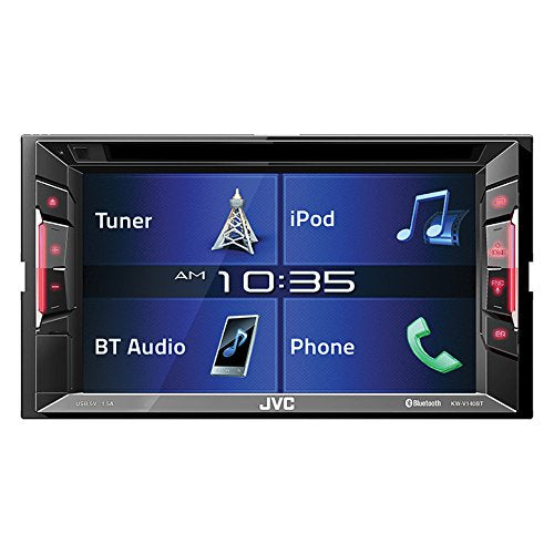 JVC KW-V140BT In-Dash DVD Player