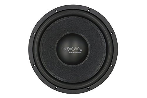 DS18 BD-X154D Black Diamond Series 1400 Watts Max 15-Inch Subwoofer