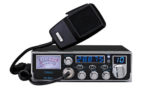 Galaxy DX66V2 10 Meter Amateur Radio