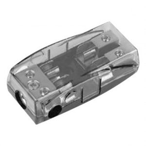 AGU Distribution Block Multi Position 4 Gauge Input/8 Gauge Output