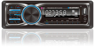Blaupunkt Columbus 100 BT MP3 & FM Stereo Receiver with Bluetooth