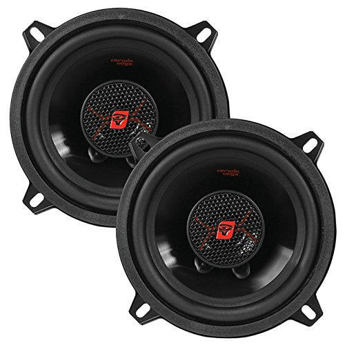 CERWIN-VEGA MOBILE H752 HED(R) Series 2-Way Coaxial Speakers (5.25