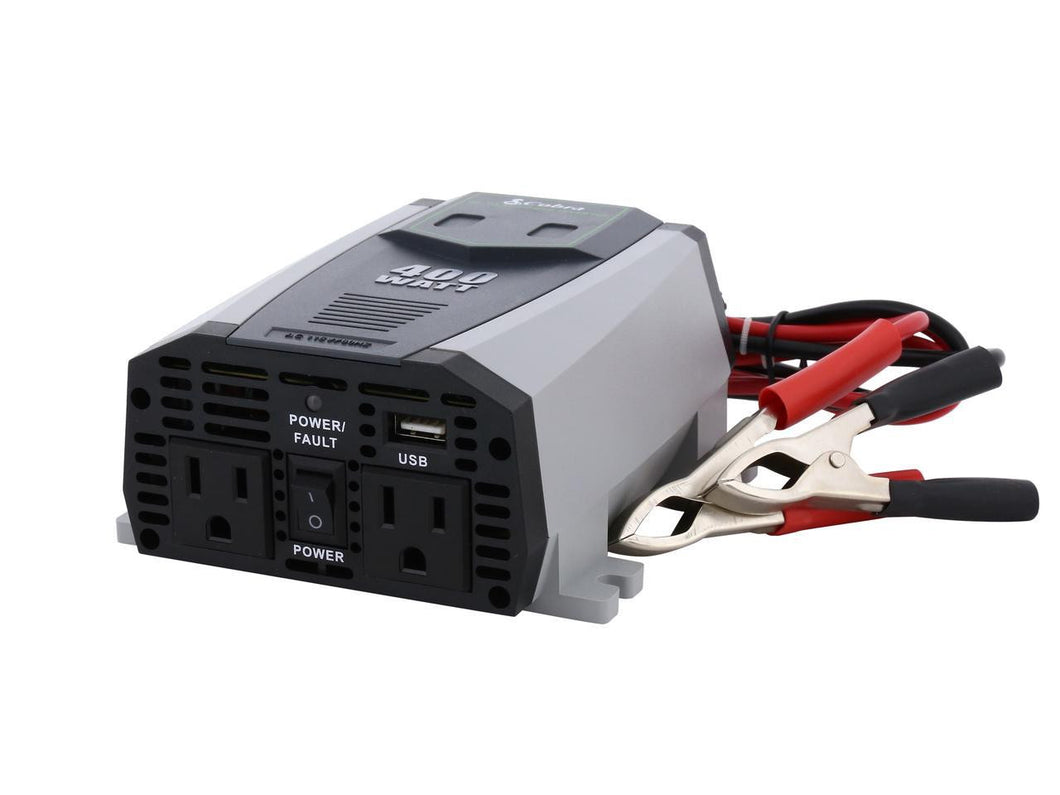 Cobra 400 Watt Power Inverter