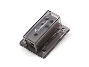 Distribution Block 0 Gauge Input - (4) 4 Gauge Output