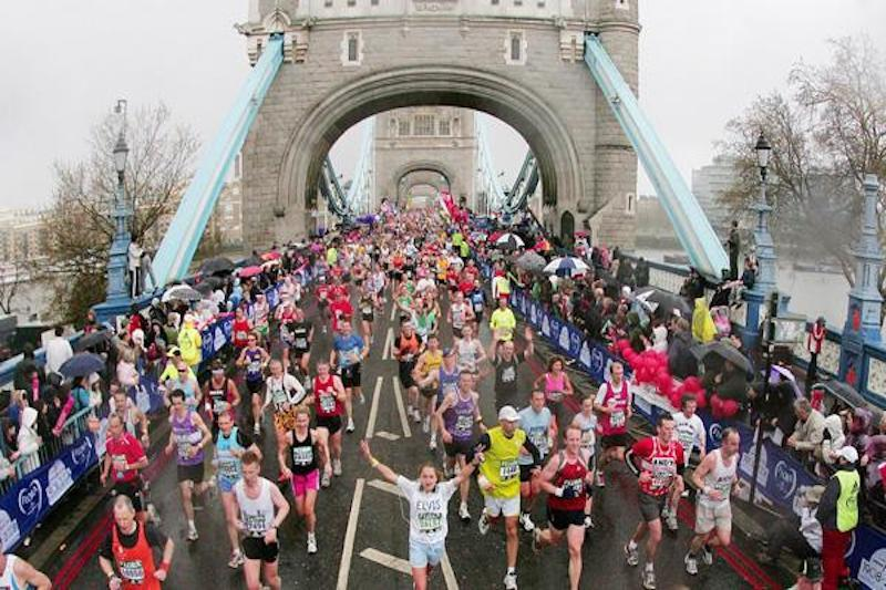 London Marathon - a runners story