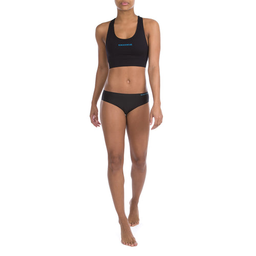 Women's Runderwear Anti-VPL Womens Hipster - 3 Pair Pack