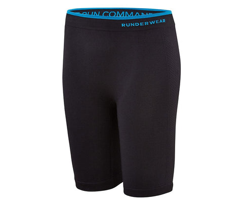 Runderwear Cushioning No Show Running Socks