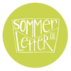 Sommer Letter Co. logo lime green
