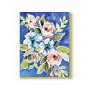 Cobalt bouquet all occasion card