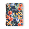 Spiral-bound notebook in navy