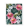 Thank you peonies card