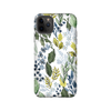 iPhone case in leafy greens