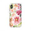 iPhone case in Mallory's floral