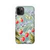 iPhone case in wild strawberries