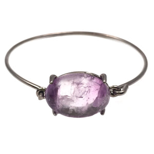 Rock The Bangle (Amethyst)