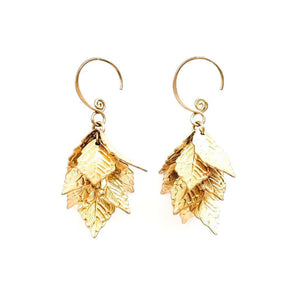 Autumn Leaves Dangle Earrings