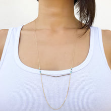 Deep Dainty Layer Necklace