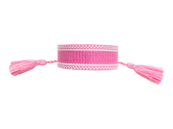Friendship Bracelet- Barbie Girl