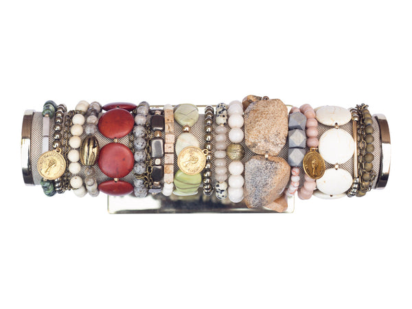 Textured Stretch Bracelet