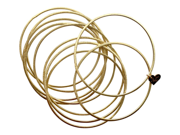 Bangle Set - Gold