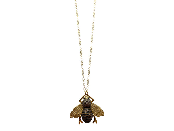 Buzz Necklace