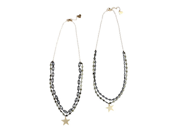 Star Multilayer Necklace