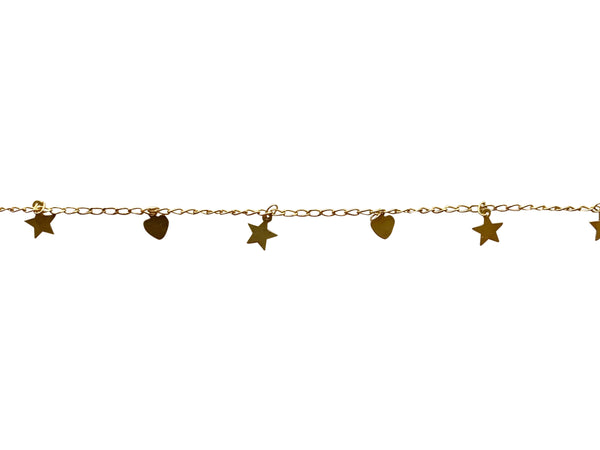 Stars and Lovers Necklace