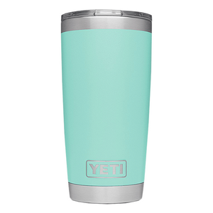 20oz Powder Coated YETI Tumbler - Seafoam (Direct-Factory)