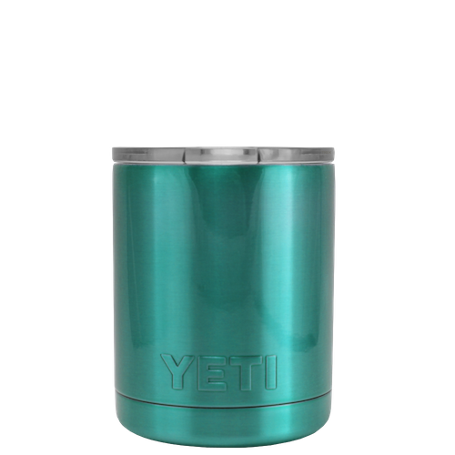 10oz Powder Coated YETI- Mermaid Tail
