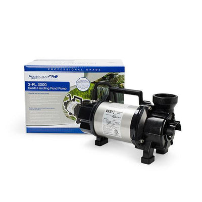 Aquascape® 3PL-3000 Pump - Box View