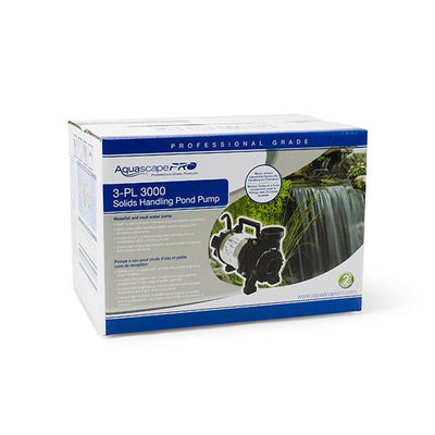 Aquascape 3-PL Solids Handling Pond Pump_Box