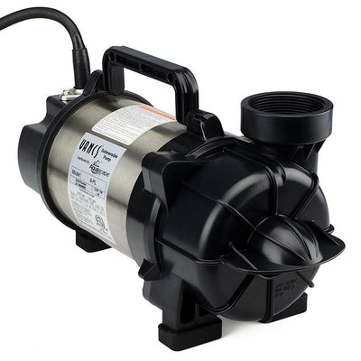 Front Angle View-9PL - 7000 Pump by Aquascape