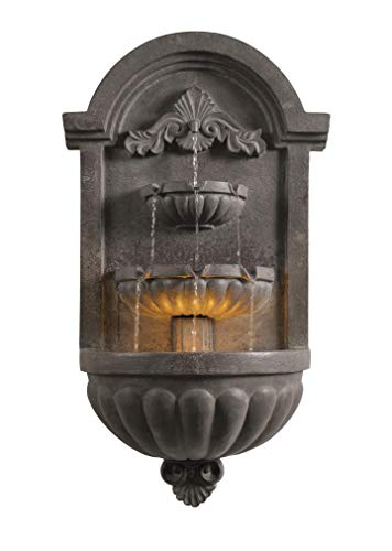 Kenroy Home Classic Indoor/ Outdoor Wall Fountain