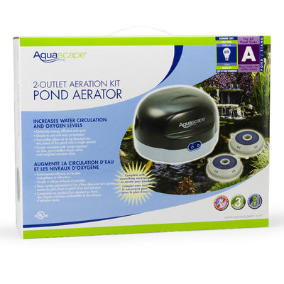 Aquascape® 2-Outlet Pond Aerator