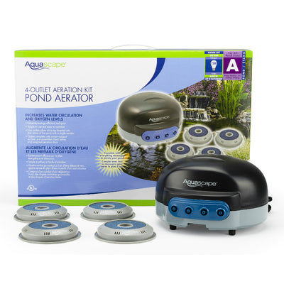 4-Outlet Pond Aerator - Main View