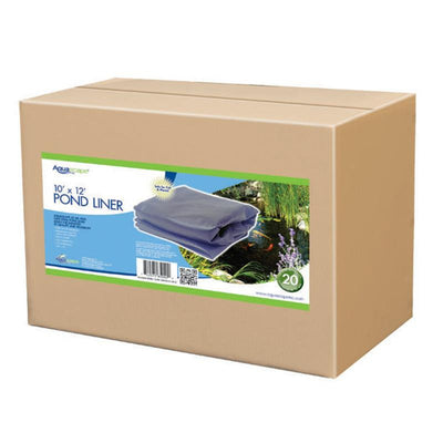 AquascapePRO® 10' x 20' Boxed Pond and Stream Liner - Package View
