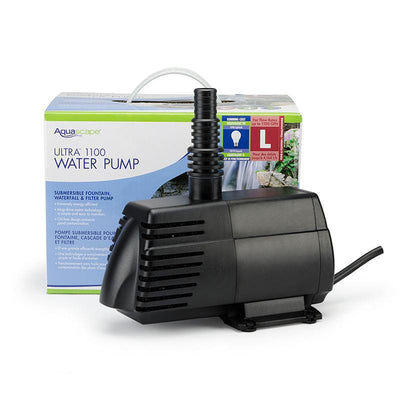 Aquascape® - Aquascape® 1100 GPH Ultra™ Pump - Inspired Fire and Water Features