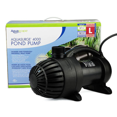 Aquascape® - AquaSurge® 4000 Pond Pump - Inspired Fire and Water Features