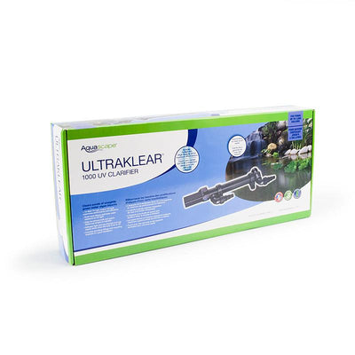 Aquascape® - Aquascape® UltraKlear® 1000 UV Clarifier-Sterilizer - Inspired Fire and Water Features