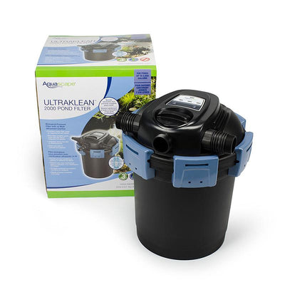 Aquascape® - Aquascape® UltraKlean™ 2000 Gallon Pressure FIlter - Inspired Fire and Water Features