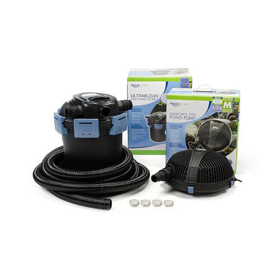 Aquascape® - Aquascape® UltraKlean™ 2500 Filtration Kit - Inspired Fire and Water Features