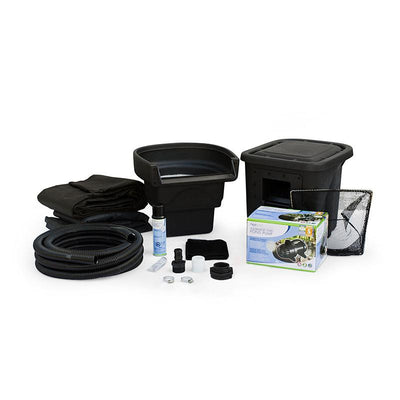 Aquascape® - DIY Backyard Pond Kit 4' x 6' - Inspired Fire and Water Features