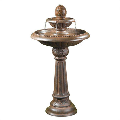Ananas Pineapple Tier Outdoor Fountain by Jeco Inc.