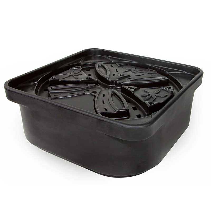"Atlantic™ 24"" Square Fountain Basin"