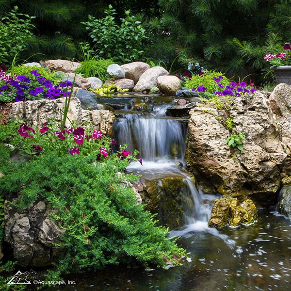 Aquascape® Backyard Waterfall Landscape Fountain Kit - Included