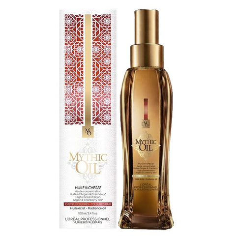 MYTHIC OIL Richesse