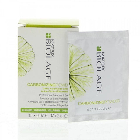 CARBONIZING POWDER 15*2g - Pharmácia do Cabelo | Online Store