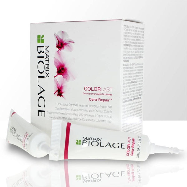 Biolage COLORLAST CERA REPAIR 10x10ml - Pharmácia do Cabelo | Online Store