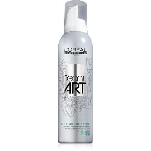 Tecni.ART Volume Full Extra Espuma - Pharmácia do Cabelo | Online Store