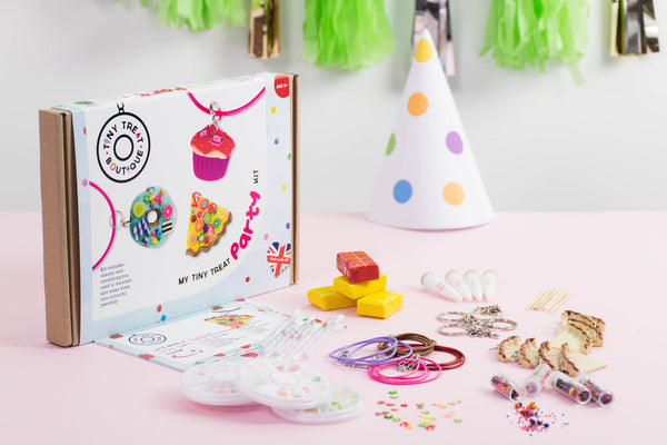 Party Kit Birthday Party Jewellery Kit Tiny Treat Boutique